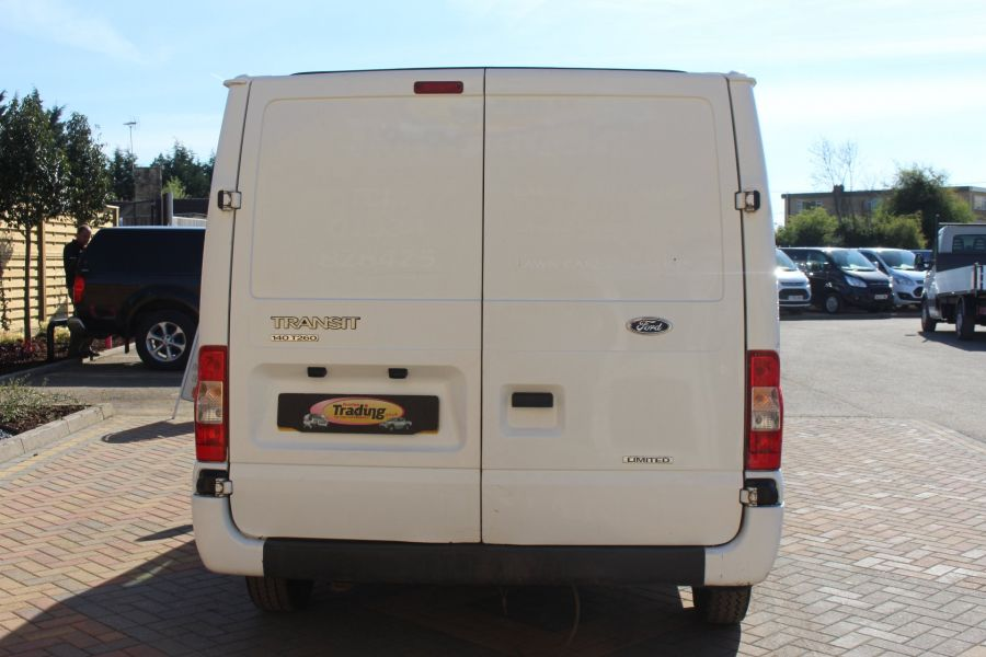 FORD TRANSIT 260 TDCI 140 LIMITED SWB LOW ROOF FWD - 5938 - 4