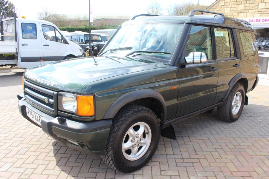 LAND ROVER DISCOVERY TD5 136 GS 7STR - 9105 - 8