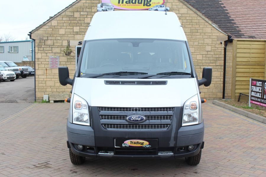 FORD TRANSIT 430 TDCI 135 HIGH ROOF 17 SEAT BUS - 5825 - 7