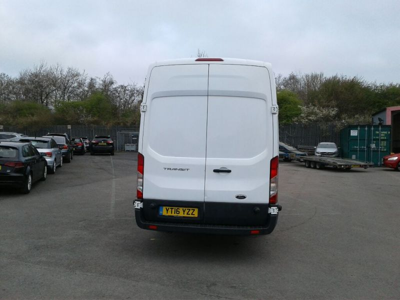 FORD TRANSIT 350 TDCI 155 L4 H3 JUMBO HIGH ROOF RWD - 9316 - 3
