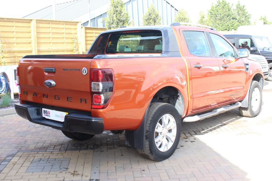FORD RANGER WILDTRAK 4X4 DOUBLE CAB TDCI 200 - 6114 - 5