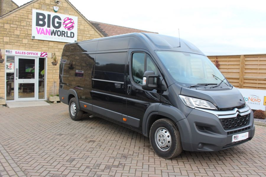 CITROEN RELAY 35 BLUEHDI 130 HEAVY L4 H2 ENTERPRISE - 7052 - 2
