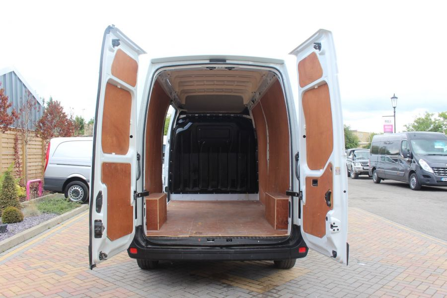 RENAULT MASTER LH35 DCI 125 BUSINESS LWB HIGH ROOF NEW SHAPE - 5678 - 19