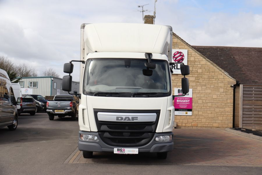 DAF TRUCKS LF LF 150 FA LF 150 FA 20Ft BOX WITH TAIL LIFT  (13928) - 12204 - 12
