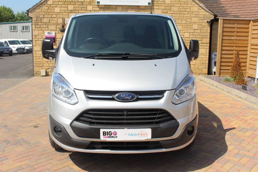 FORD TRANSIT CUSTOM 270 TDCI 100 TREND L1 H1 SWB LOW ROOF - 7163 - 9
