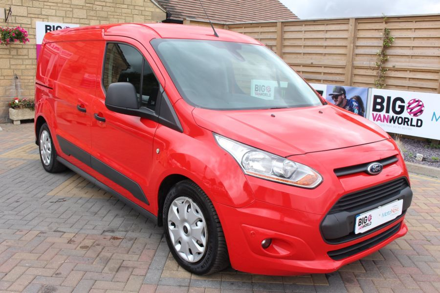 FORD TRANSIT CONNECT 210 TDCI 95 L2 H1 TREND LWB LOW ROOF - 8060 - 1