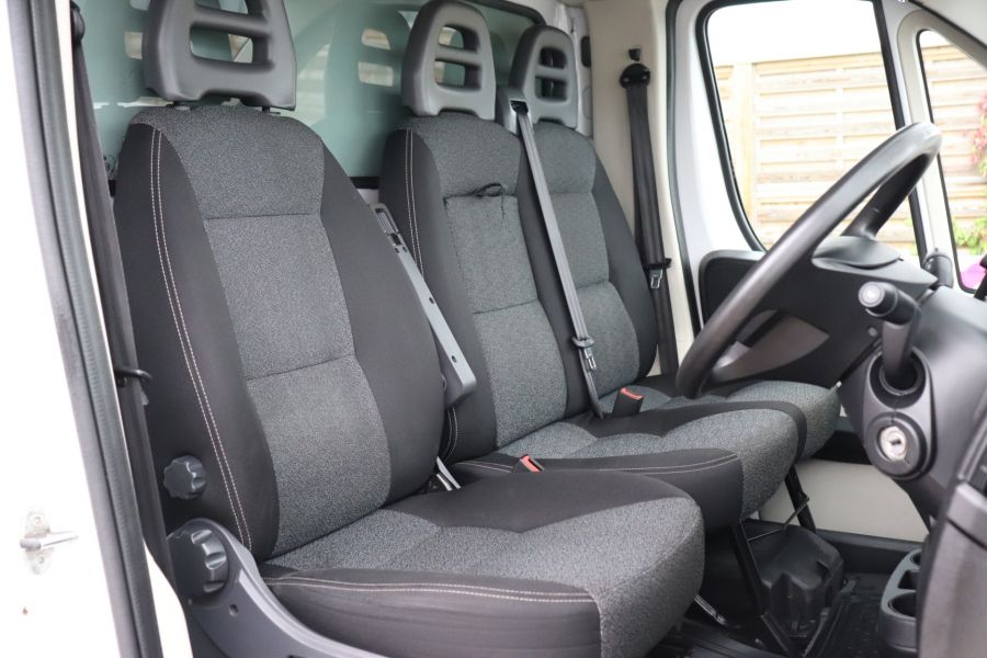 FIAT DUCATO 35 MULTIJET 130 SINGLE CAB TRAFFIC MANAGMENT - 10074 - 12