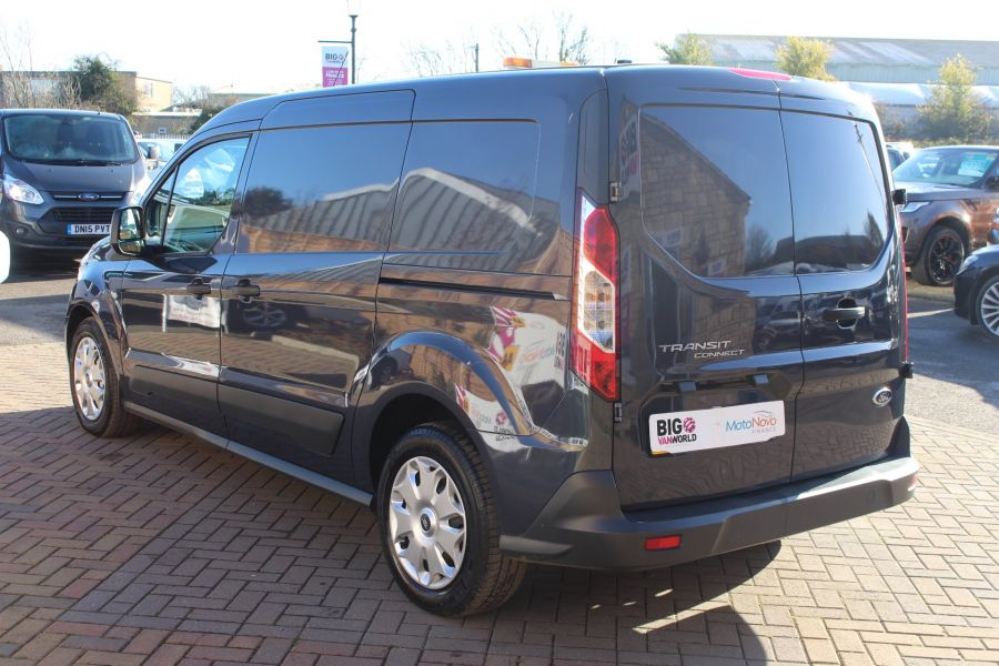 FORD TRANSIT CONNECT 240 TDCI 115 L2 H1 TREND LWB LOW ROOF - 6965 - 7