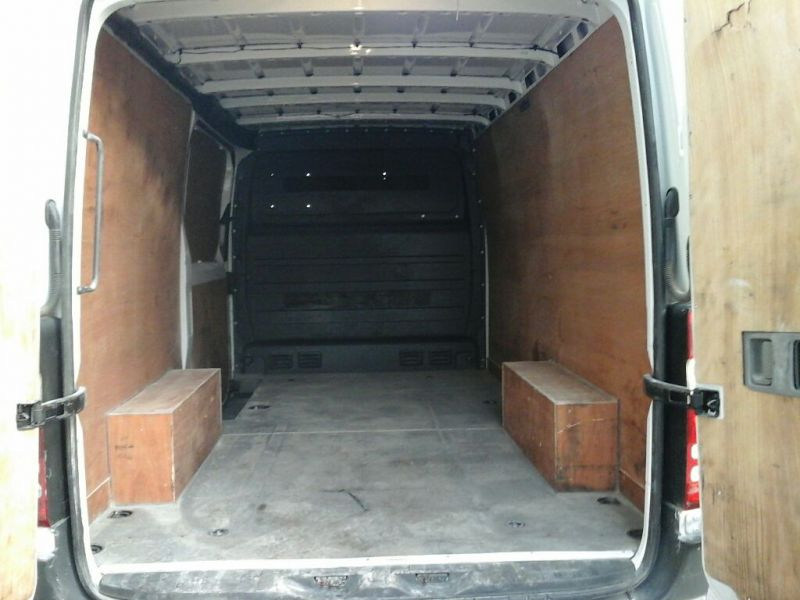 MERCEDES SPRINTER 313 CDI MWB STANDARD LOW ROOF - 8738 - 4