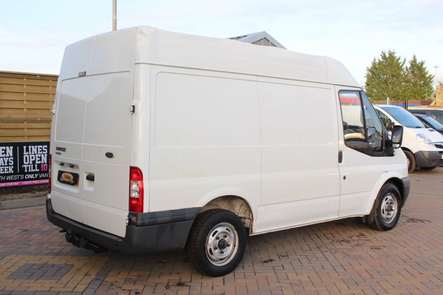FORD TRANSIT 260 SWB SEMI HIGH ROOF NO VAT - 5782 - 3