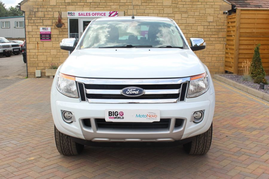FORD RANGER 2.2 TDCI LIMITED 4X4 DOUBLE CAB WITH MOUNTAIN TOP - 6374 - 8
