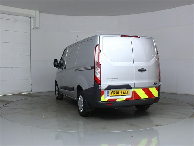 FORD TRANSIT CUSTOM 270 TDCI 100 L1 H1 TREND SWB LOW ROOF FWD - 7112 - 4