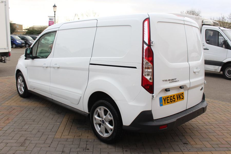 FORD TRANSIT CONNECT 240 TDCI 115 L2 H1 LIMITED LWB LOW ROOF - 8671 - 7