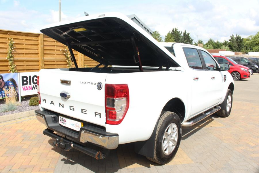 FORD RANGER 2.2 TDCI LIMITED 4X4 DOUBLE CAB WITH MOUNTAIN TOP - 6374 - 23