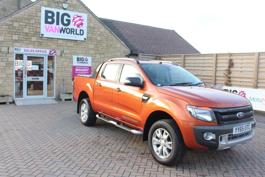 FORD RANGER WILDTRAK TDCI 200 4X4 DOUBLE CAB WITH ROLL'N'LOCK TOP - 8827 - 3
