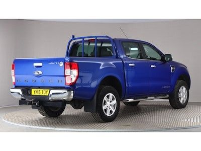 FORD RANGER TDCI 150 LIMITED 4X4 DOUBLE CAB - 11049 - 4