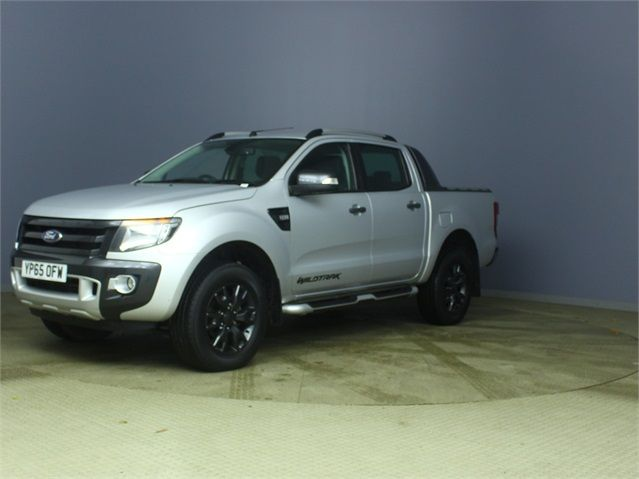 FORD RANGER WILDTRAK TDCI 197 4X4 DOUBLE CAB - 6991 - 5