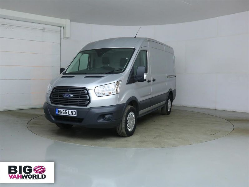 FORD TRANSIT 350 TDCI 125 L2 H2 TREND MWB MEDIUM ROOF - 8650 - 5