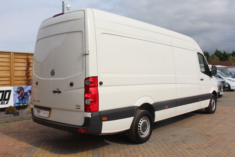 VOLKSWAGEN CRAFTER CR35 TDI 140 BMT LWB HIGH ROOF - 6739 - 5