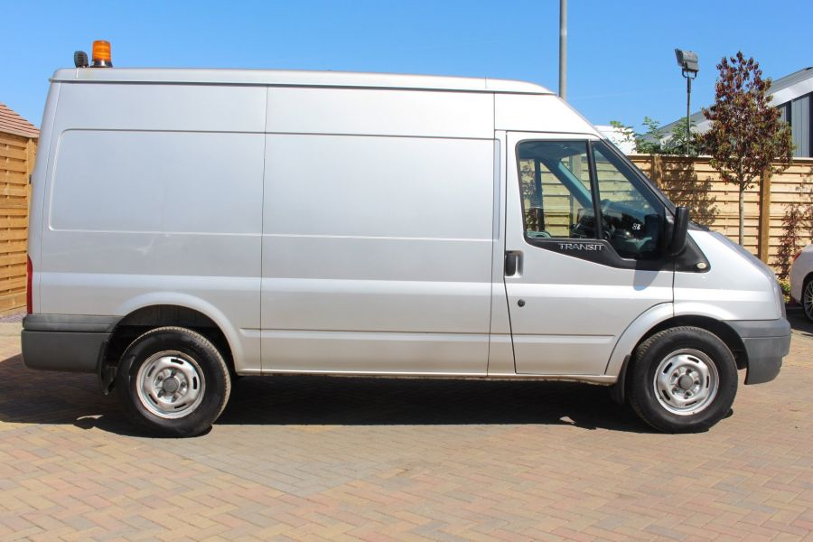 FORD TRANSIT 350 TDCI 100 MWB HIGH ROOF RWD - 6671 - 4