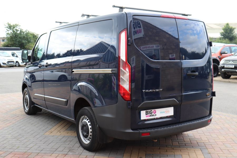 FORD TRANSIT CUSTOM 270 TDCI 100 ECO-TECH SWB LOW ROOF - 9707 - 7
