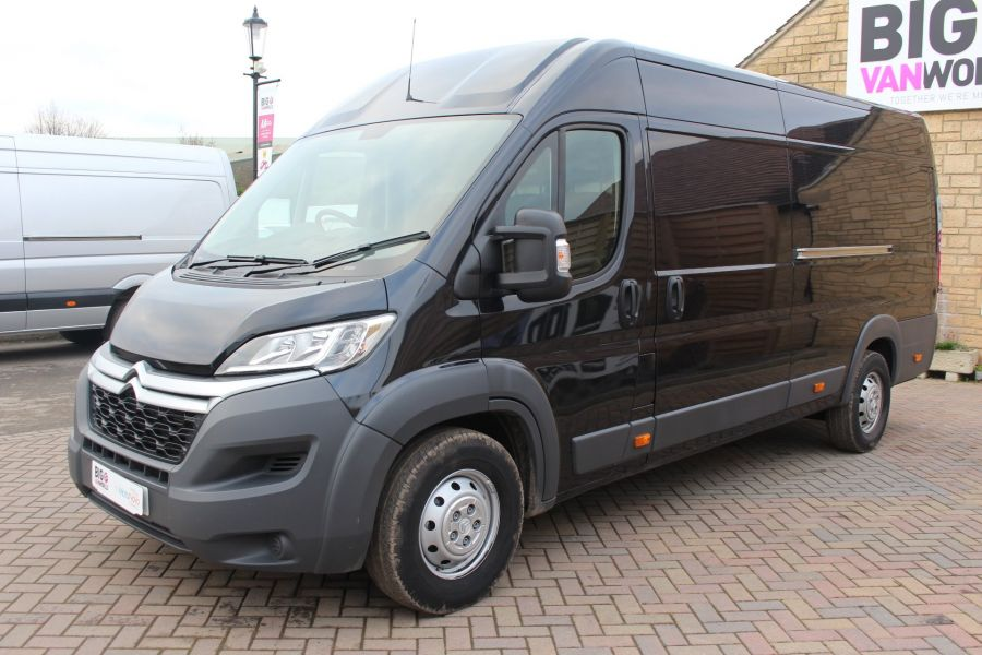 CITROEN RELAY 35 BLUEHDI 130 HEAVY L4 H2 ENTERPRISE - 7052 - 8