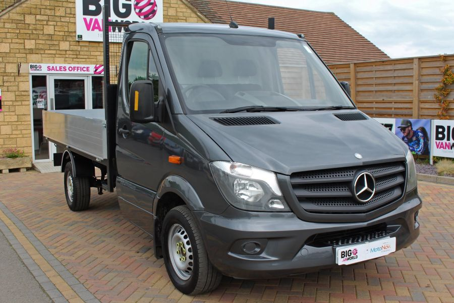MERCEDES SPRINTER 313 CDI 129 MWB SINGLE CAB NEW BUILD ALLOY TIPPER - 9592 - 14
