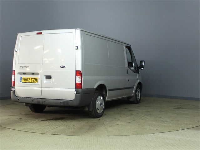 FORD TRANSIT 260 TDCI 100 TREND SWB LOW ROOF FWD - 6816 - 2