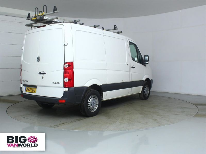 VOLKSWAGEN CRAFTER CR30 TDI 109 SWB LOW ROOF - 7354 - 2