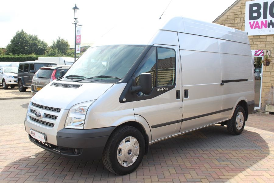 FORD TRANSIT 350 TDCI 140 TREND LWB HIGH ROOF FWD - 6215 - 8
