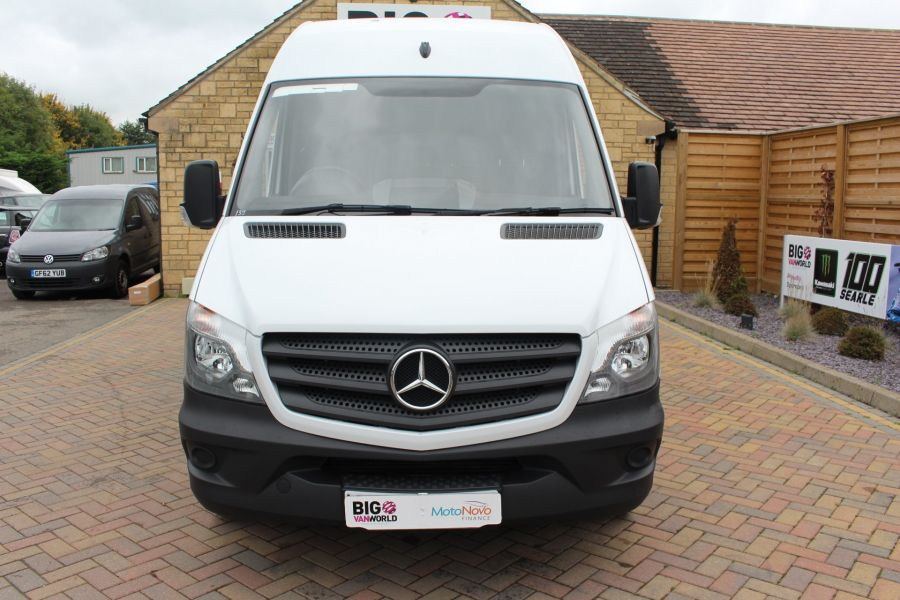 MERCEDES SPRINTER 313 CDI MWB HIGH ROOF - 6708 - 9
