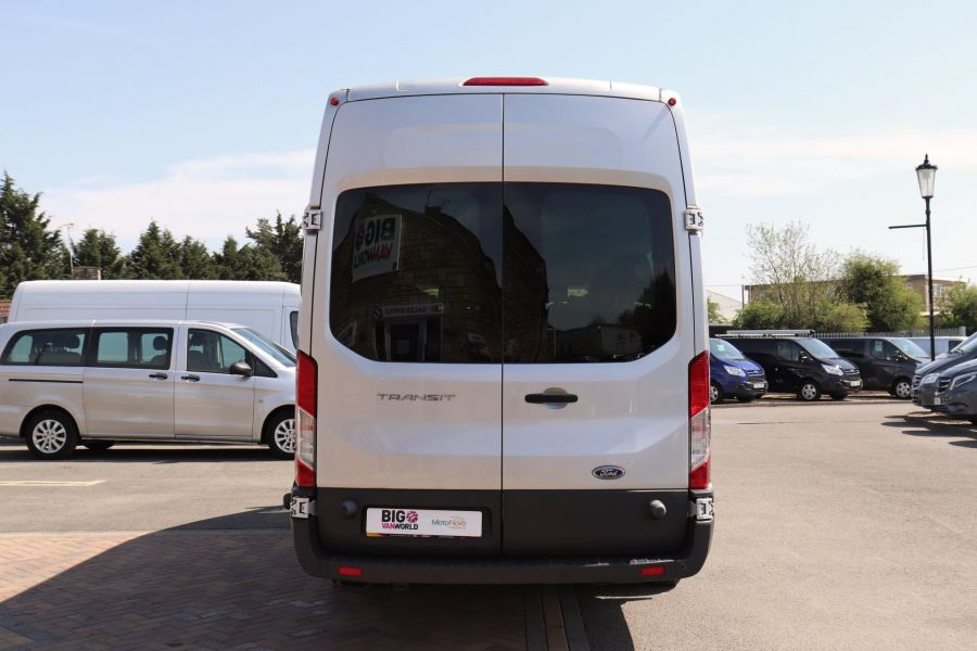 FORD TRANSIT 350 TDCI 155 L4H3 TREND 17 SEAT BUS HIGH ROOF DRW RWD  (13895) - 12177 - 7