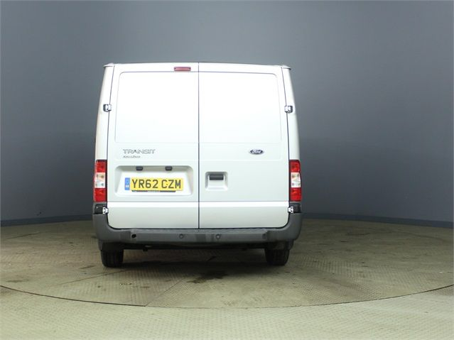 FORD TRANSIT 260 TDCI 100 TREND SWB LOW ROOF FWD - 6816 - 3