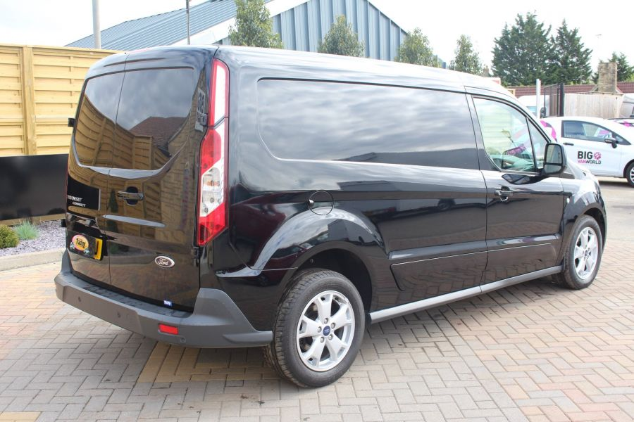 FORD TRANSIT CONNECT 240 TDCI 115 LIMITED L2 H1 LWB - 6024 - 3