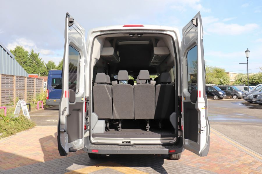 FORD TRANSIT 410 TDCI 155 L3 H3 TREND 15 SEAT BUS LWB HIGH ROOF RWD - 9126 - 49