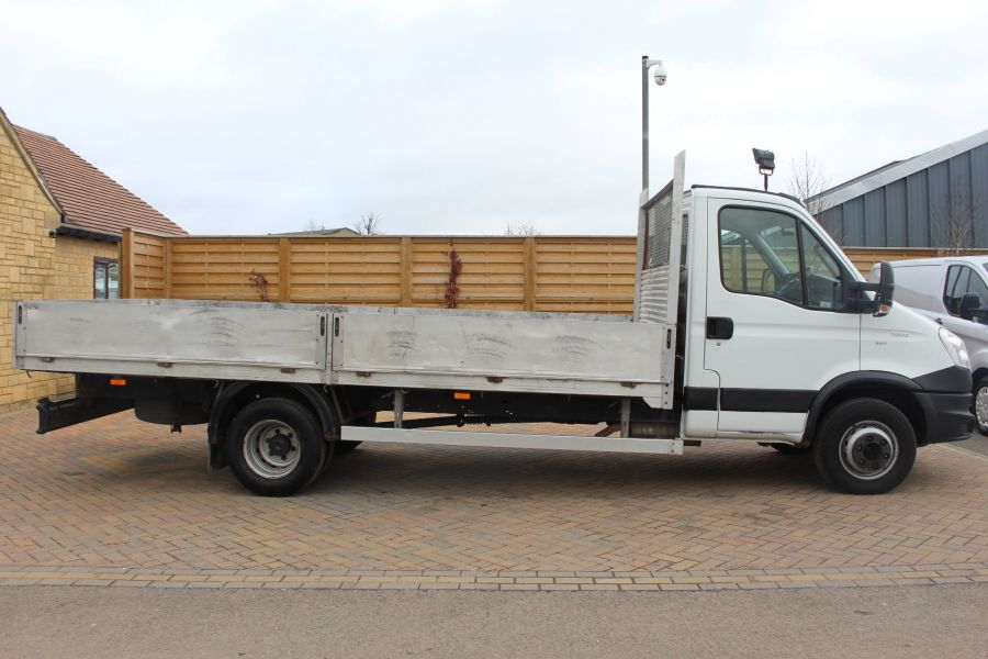 IVECO DAILY 70C17 16FT ALLOY DROPSIDE - 7217 - 4