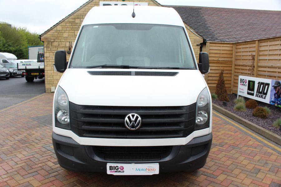 VOLKSWAGEN CRAFTER CR35 TDI 136 LWB HIGH ROOF - 7633 - 9