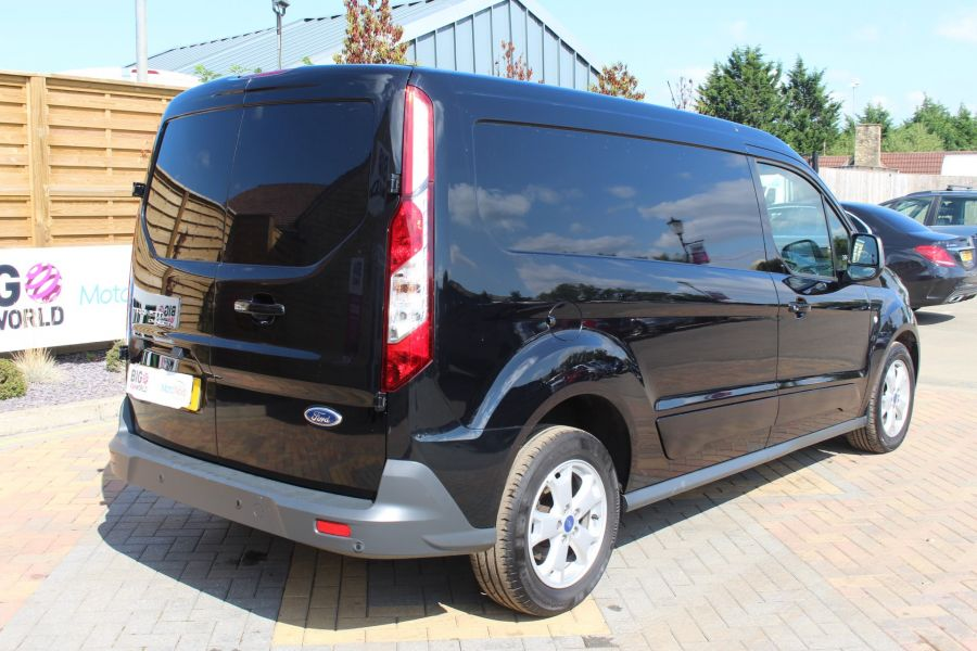 FORD TRANSIT CONNECT 240 TDCI 115 L2 H1 LIMITED LWB LOW ROOF - 6691 - 5