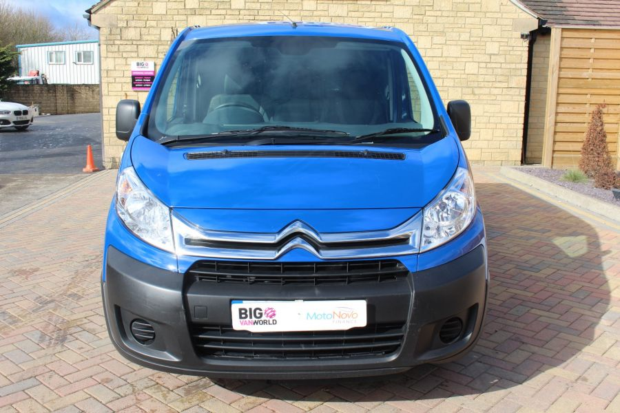 CITROEN DISPATCH 1200 HDI 125 L2 H1 ENTERPRISE LWB LOW ROOF - 7340 - 9
