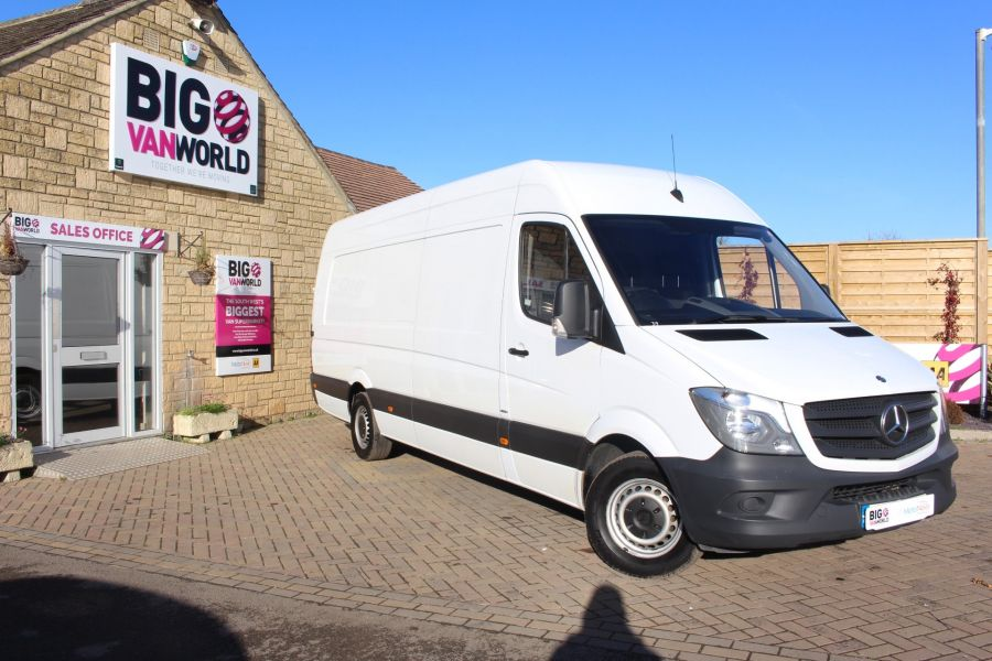 MERCEDES SPRINTER 319 CDI XLWB HIGH ROOF - 6971 - 1
