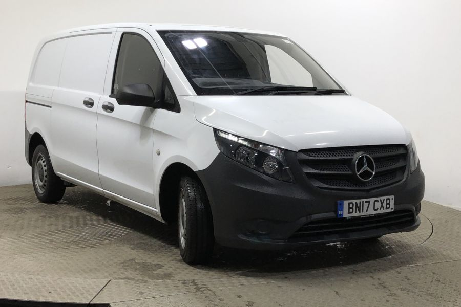 MERCEDES VITO 111 CDI 114 COMPACT SWB LOW ROOF - 12007 - 1