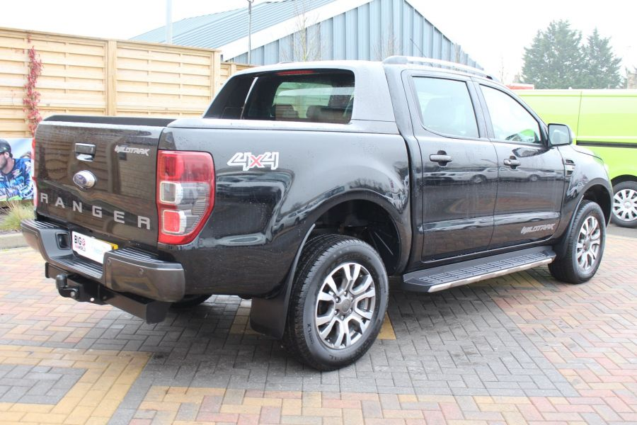 FORD RANGER WILDTRAK TDCI 197 4X4 DOUBLE CAB - 7635 - 5