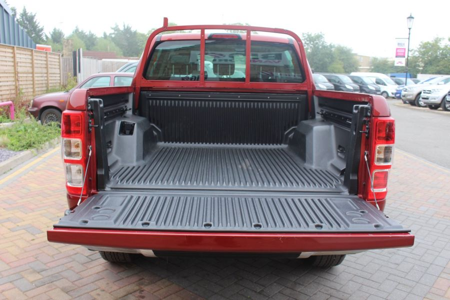 FORD RANGER TDCI 150 LIMITED 4X4 DOUBLE CAB - 8027 - 22