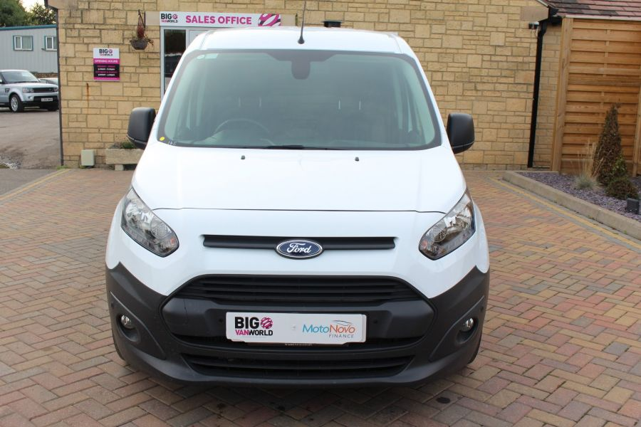 FORD TRANSIT CONNECT 240 TDCI 95 L2 H1 LWB LOW ROOF - 6725 - 9
