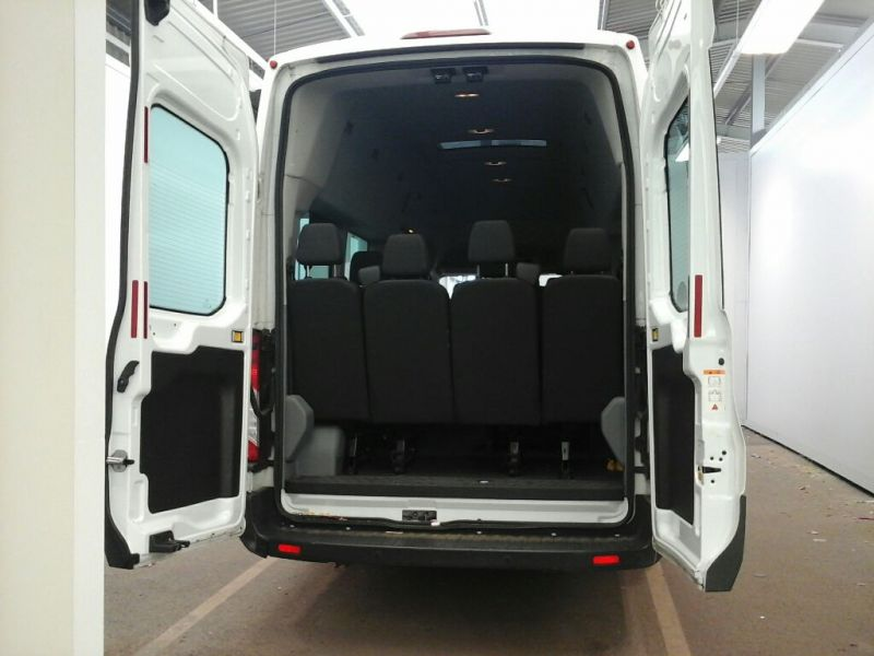 FORD TRANSIT 460 TDCI 125 L4H3 TREND 17 SEAT BUS HIGH ROOF DRW RWD - 10018 - 4