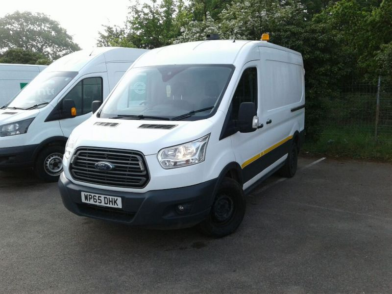 FORD TRANSIT 350 TDCI 125 L2H2 TREND MWB MEDIUM ROOF RWD - 10704 - 1