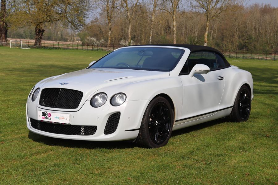 BENTLEY CONTINENTAL GTC SUPERSPORTS - 10504 - 19