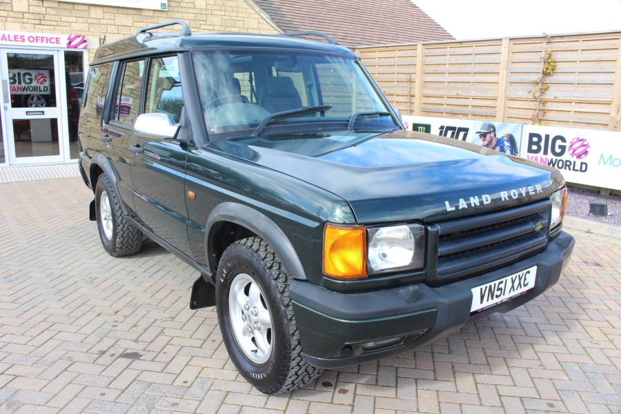LAND ROVER DISCOVERY TD5 136 GS 7STR - 9105 - 1