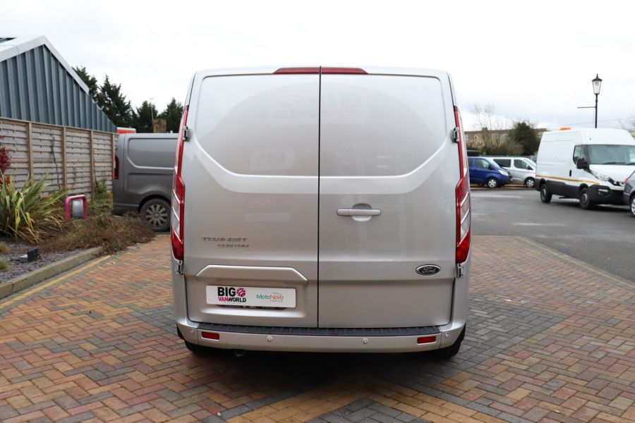 FORD TRANSIT CUSTOM 310 TDCI 130 L2H1 LIMITED DOUBLE CAB 6 SEAT CREW VAN  LWB LOW ROOF FWD  - 9968 - 6