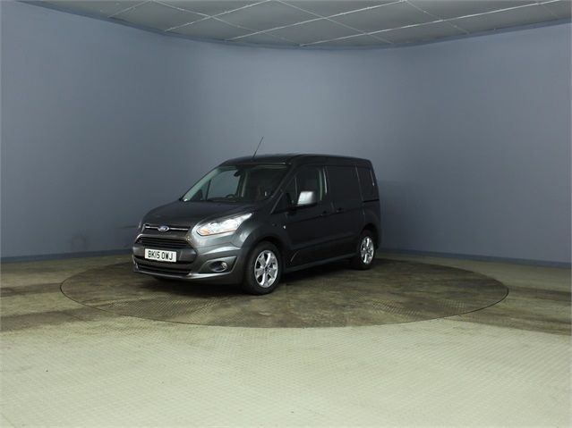 FORD TRANSIT CONNECT 200 TDCI 115 L1 H1 LIMITED SWB LOW ROOF - 7566 - 5